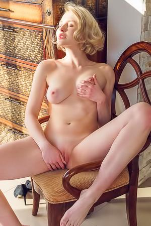 Naked Perky Kery