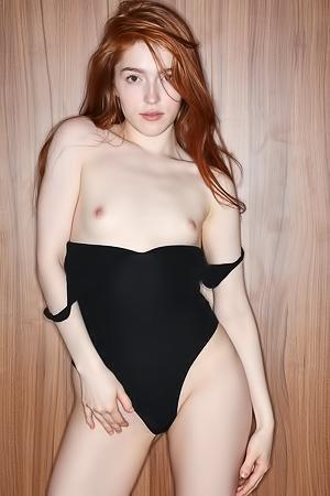 Sexy Redhead Passion Jia Lissa