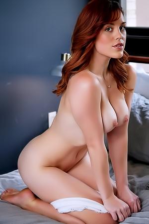 Sexy Redhead Playboy Molly Stewart
