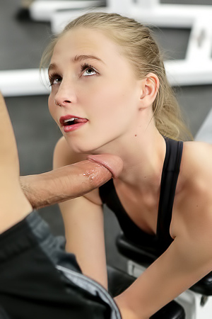 Ava Parker Sex At The Gym